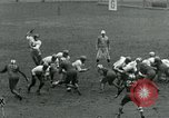 Image of Football match New York City USA, 1951, second 36 stock footage video 65675040662