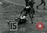 Image of Football match New York City USA, 1951, second 47 stock footage video 65675040662