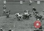 Image of Football match New York City USA, 1951, second 48 stock footage video 65675040662