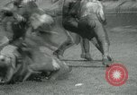 Image of Football match New York City USA, 1951, second 55 stock footage video 65675040662