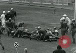 Image of Football match New York City USA, 1951, second 61 stock footage video 65675040662