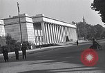 Image of German export exhibition soon after World War 2 Munich Germany, 1946, second 14 stock footage video 65675040664