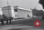 Image of German export exhibition soon after World War 2 Munich Germany, 1946, second 15 stock footage video 65675040664