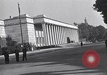 Image of German export exhibition soon after World War 2 Munich Germany, 1946, second 16 stock footage video 65675040664