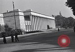 Image of German export exhibition soon after World War 2 Munich Germany, 1946, second 17 stock footage video 65675040664