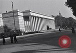 Image of German export exhibition soon after World War 2 Munich Germany, 1946, second 18 stock footage video 65675040664