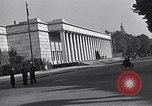 Image of German export exhibition soon after World War 2 Munich Germany, 1946, second 21 stock footage video 65675040664