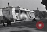 Image of German export exhibition soon after World War 2 Munich Germany, 1946, second 22 stock footage video 65675040664