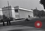 Image of German export exhibition soon after World War 2 Munich Germany, 1946, second 23 stock footage video 65675040664