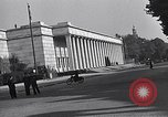 Image of German export exhibition soon after World War 2 Munich Germany, 1946, second 24 stock footage video 65675040664