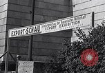 Image of German export exhibition soon after World War 2 Munich Germany, 1946, second 34 stock footage video 65675040664