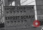 Image of German export exhibition soon after World War 2 Munich Germany, 1946, second 35 stock footage video 65675040664