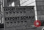Image of German export exhibition soon after World War 2 Munich Germany, 1946, second 38 stock footage video 65675040664