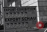 Image of German export exhibition soon after World War 2 Munich Germany, 1946, second 44 stock footage video 65675040664