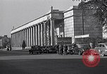 Image of German export exhibition soon after World War 2 Munich Germany, 1946, second 48 stock footage video 65675040664