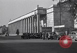 Image of German export exhibition soon after World War 2 Munich Germany, 1946, second 50 stock footage video 65675040664