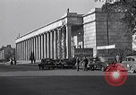 Image of German export exhibition soon after World War 2 Munich Germany, 1946, second 51 stock footage video 65675040664