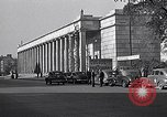 Image of German export exhibition soon after World War 2 Munich Germany, 1946, second 52 stock footage video 65675040664