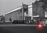 Image of German export exhibition soon after World War 2 Munich Germany, 1946, second 53 stock footage video 65675040664