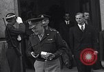 Image of German export exhibition soon after World War 2 Munich Germany, 1946, second 62 stock footage video 65675040664