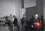 Image of General Eisenhower at German Export Fair Munich Germany, 1946, second 6 stock footage video 65675040667