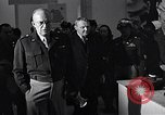 Image of General Eisenhower at German Export Fair Munich Germany, 1946, second 22 stock footage video 65675040667