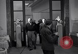 Image of General Eisenhower at German Export Fair Munich Germany, 1946, second 37 stock footage video 65675040667