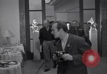 Image of General Eisenhower at German Export Fair Munich Germany, 1946, second 39 stock footage video 65675040667