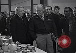 Image of General Eisenhower at German Export Fair Munich Germany, 1946, second 48 stock footage video 65675040667