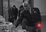 Image of General Eisenhower at German Export Fair Munich Germany, 1946, second 57 stock footage video 65675040667