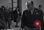 Image of General Eisenhower at German Export Fair Munich Germany, 1946, second 60 stock footage video 65675040667