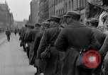 Image of German prisoners of war marched in Munich Munich Germany, 1945, second 2 stock footage video 65675040676