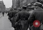 Image of German prisoners of war marched in Munich Munich Germany, 1945, second 3 stock footage video 65675040676