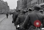 Image of German prisoners of war marched in Munich Munich Germany, 1945, second 8 stock footage video 65675040676