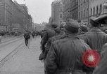 Image of German prisoners of war marched in Munich Munich Germany, 1945, second 10 stock footage video 65675040676