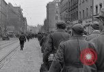 Image of German prisoners of war marched in Munich Munich Germany, 1945, second 14 stock footage video 65675040676