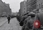 Image of German prisoners of war marched in Munich Munich Germany, 1945, second 18 stock footage video 65675040676