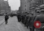 Image of German prisoners of war marched in Munich Munich Germany, 1945, second 24 stock footage video 65675040676