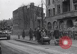 Image of German prisoners of war marched in Munich Munich Germany, 1945, second 29 stock footage video 65675040676