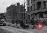 Image of German prisoners of war marched in Munich Munich Germany, 1945, second 30 stock footage video 65675040676