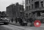 Image of German prisoners of war marched in Munich Munich Germany, 1945, second 31 stock footage video 65675040676