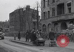 Image of German prisoners of war marched in Munich Munich Germany, 1945, second 37 stock footage video 65675040676