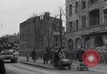 Image of German prisoners of war marched in Munich Munich Germany, 1945, second 39 stock footage video 65675040676