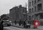 Image of German prisoners of war marched in Munich Munich Germany, 1945, second 40 stock footage video 65675040676