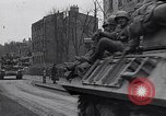 Image of German prisoners of war marched in Munich Munich Germany, 1945, second 46 stock footage video 65675040676