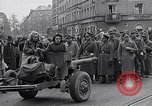 Image of German prisoners of war marched in Munich Munich Germany, 1945, second 51 stock footage video 65675040676