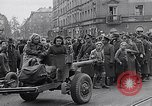 Image of German prisoners of war marched in Munich Munich Germany, 1945, second 53 stock footage video 65675040676