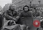 Image of German prisoners of war marched in Munich Munich Germany, 1945, second 54 stock footage video 65675040676