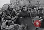 Image of German prisoners of war marched in Munich Munich Germany, 1945, second 57 stock footage video 65675040676