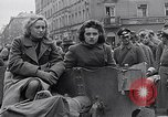 Image of German prisoners of war marched in Munich Munich Germany, 1945, second 59 stock footage video 65675040676